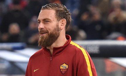 De Rossi rinnova con la Roma, accordo fino al 2020