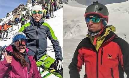 Trovati i corpi dei tre alpinisti italiani dispersi su Monte Bianco