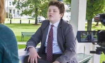 A 14 anni corre per diventare governatore del Vermont