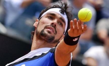 Roland Garros, Fognini a ottavi e vola verso la top ten