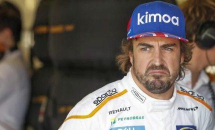 Paura per Fernando Alonso, a Indianapolis sbatte a 361 kmh