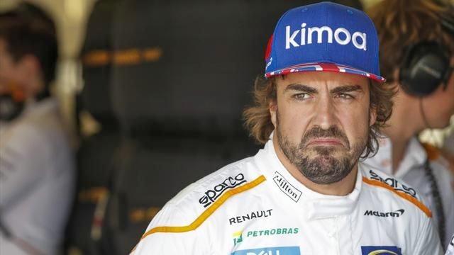 F1, Alonso gira con la Renault nei test di Montmelò: