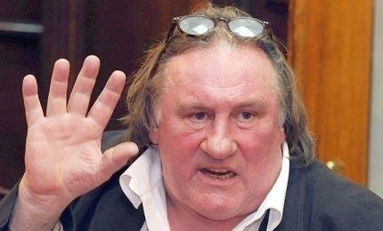 Aperta un'inchiesta per stupro contro Gérard Depardieu