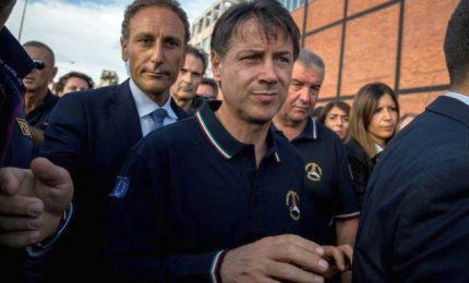 Conte: sabato lutto nazionale, non molliamo Genova