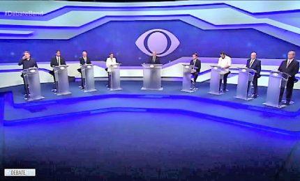 In Brasile primo dibattito tv per le presidenziali senza Lula