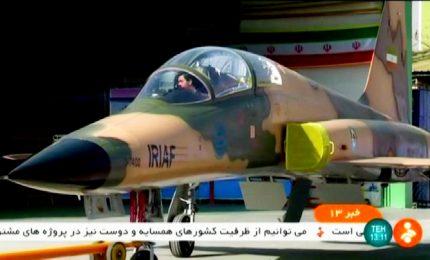 Iran svela Kowsar, primo caccia fatto in casa però sembra un F-5