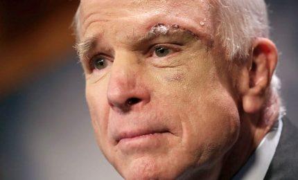 E' morto John McCain, aveva 82 anni. Il cordoglio di Trump e Obama