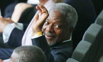 """Addio a Kofi Annan, Nobel per la pace. Guterres: """"Forza che ci guidava verso il bene"""""""