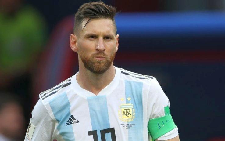 Il ct ad intermim dell'Argentina, Messi per ora non convocato