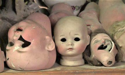 L'ospedale delle bambole, una bottega senza tempo