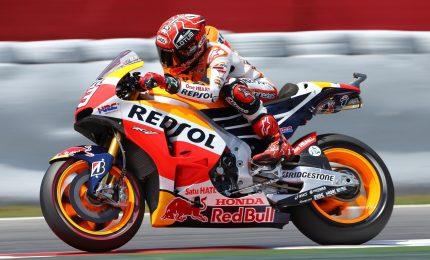 """Marquez: """"A Silverstone il meteo è altro avversario"""""""