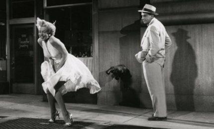 All'asta i leggendari abiti di scena di Marilyn Monroe