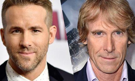 "Michael Bay e Ryan Reynolds in Italia per girare ""Six Underground"""
