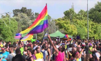 Gerusalemme, migliaia di persone a Gay Pride