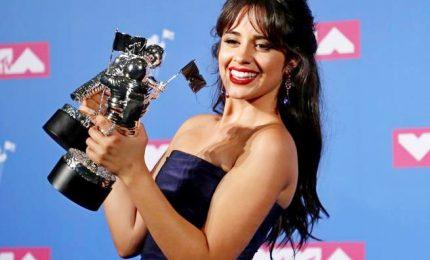 Mtv Music VMA 2018, trionfa Camila Cabello. Omaggio ad Aretha