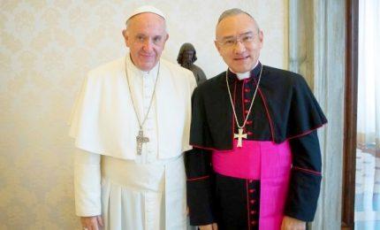 L'arcivescono Edgar Pena Parra è il nuovo sostituto della Segreteria di Stato