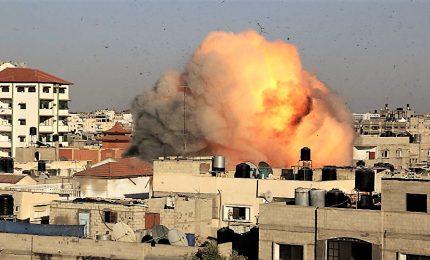 Raid di Israele a Gaza, uccise una palestinese e sua figlia