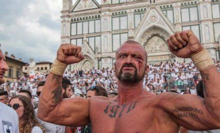 Raid contro la ex, 'calciante' fermato a Firenze