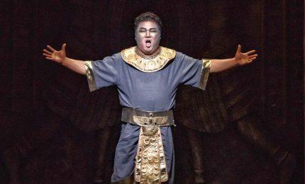 Mythos Opera Festival, Aida tra sogno e delirio a Taormina