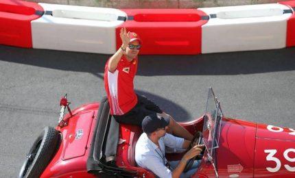 """Vettel: """"Con questa Ferrari possiamo vincere"""""""