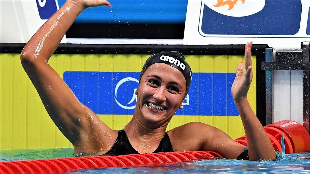 Nuoto, Simona Quadarella oro nei 1500 stile