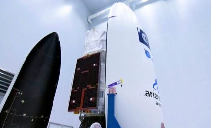 Rinvio di 24 ore per il lancio del satellite Esa Aeolus