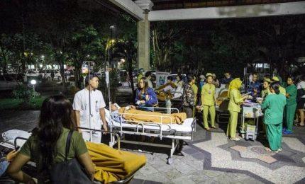 Terremoto magnitudo 7 a Lombok, salgono ad almeno 91 i morti. Finora nessun italiano coinvolto