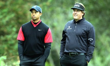 Sfida Tiger Woods-Phil Mickelson, in palio 9 milioni dollari