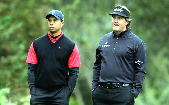 Golf, sfida Tiger Woods-Phil Mickelson: in palio 9 milioni dollari