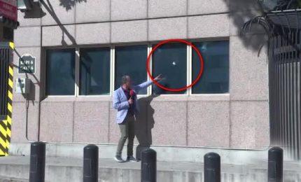 Spari contro ambasciata Usa ad Ankara: nessuna vittima