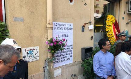 Mafia, Palermo ricorda Libero Grassi 27 anni dopo