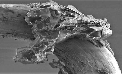 Olanda, l'Esa-Estec studia i frammenti di un asteroide