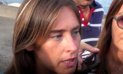 Migranti, anche Maria Elena Boschi a bordo della Diciotti
