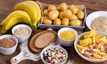 Chi mangia carboidrati vive di più