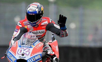 Aragon, pole per Lorenzo davanti a Dovizioso