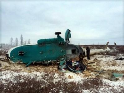 Dopo collisione, precipita un elicottero in Siberia: 18 morti