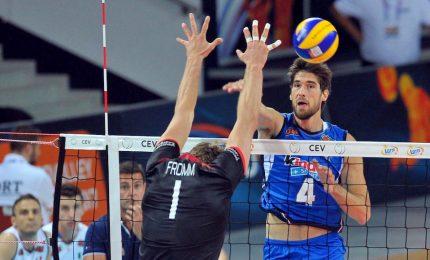 Europei, Italia-Portogallo 3-0 all'esordio