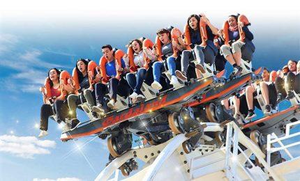 Boom dei parchi divertimento, Gardaland registra +10% presenze