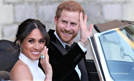 Londra, il principe Harry e Meghan aspettano un figlio