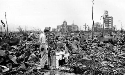 Sono trascorsi 73 anni dalla bomba atomica, Hiroshima ricorda lo storico massacro