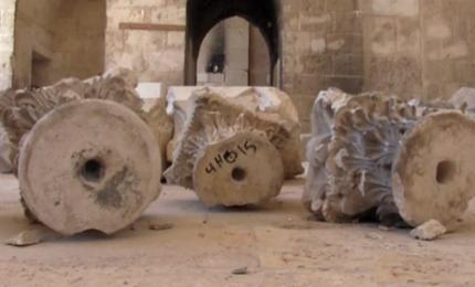 Aleppo, al via il restauro della moschea degli Omayyadi