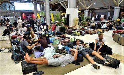 Sale a 131 morti il bilancio del terremoto ha colpito l'isola di Lombok