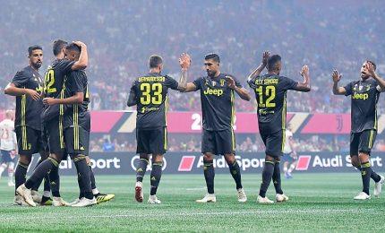 La Juve batte le stelle della Mls ai rigori 6-5, Favalli ancora in gol