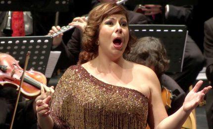 L'Aida di Di Florio trionfa a Trapani. Brilla la spagnolaAlberola