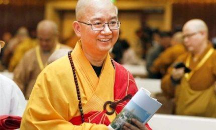 L'ex numero 1 del Buddismo cinese indagato per molestie sessuali