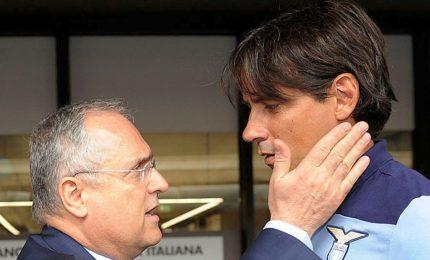 """Lotito, sfuriata con Inzaghi: """"Ti stai sempre a lamentà..."""""""