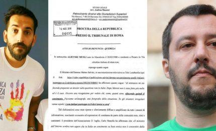 """Rom querela Salvini: """"Il ministro dovrebbe cominciare a cercare un dialogo"""""""