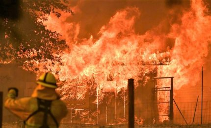 California in fiamme, 50 morti. Immagini impressionanti