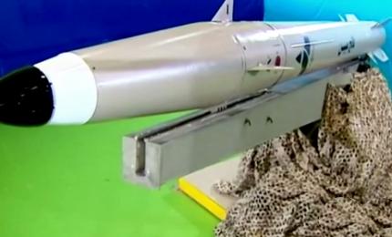 Iran, presentati missili a corto raggio di nuova generazione