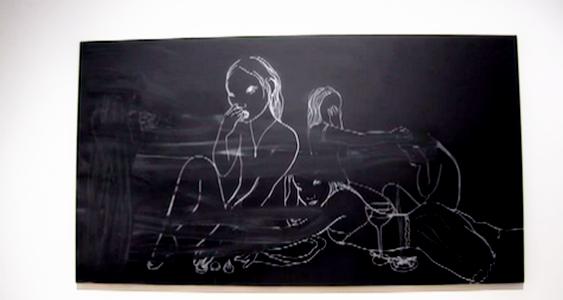"""Rita Ackermann in Triennale: """"Movimenti come Monumenti"""""""
